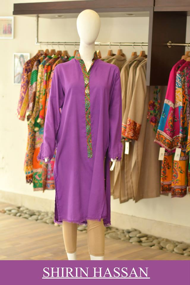Shirin Hassan Latest Digital Printed Suits and Kurtis Collection for Women 2015-16 (57)