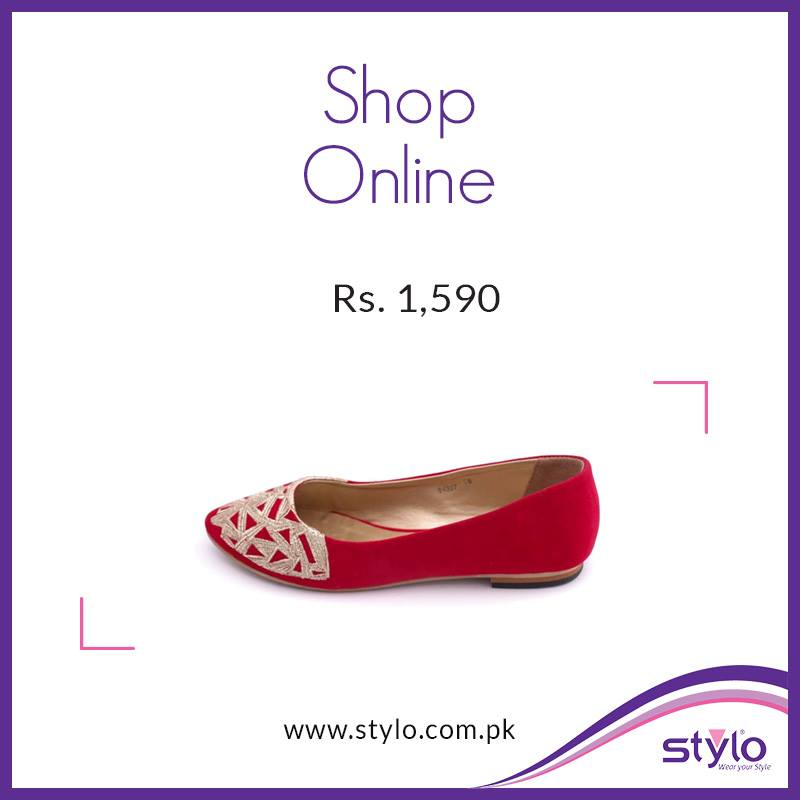 Stylo Shoes Fall Winter Collection for Women and Kids with Prices 2015 (1)