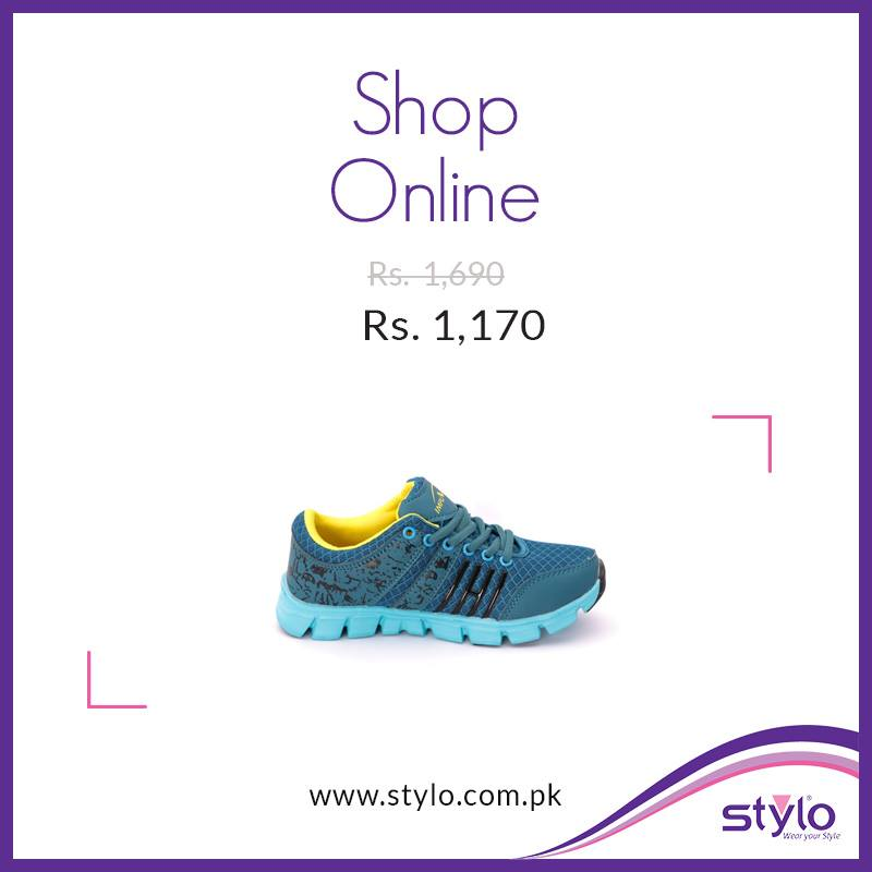 Stylo Shoes Fall Winter Collection for Women and Kids with Prices 2015 (10)