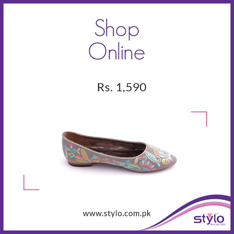 Stylo Shoes Fall Winter Collection for Women and Kids with Prices 2015 (11)