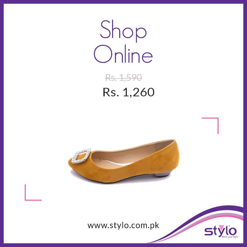 Stylo Shoes Fall Winter Collection for Women and Kids with Prices 2015 (18)