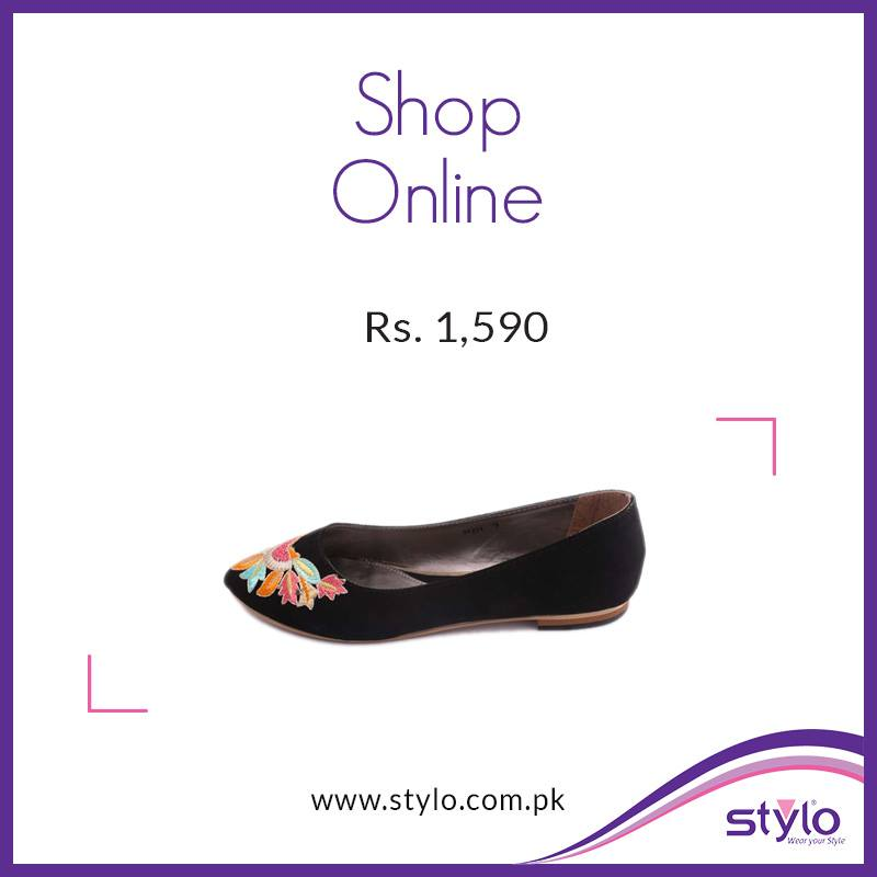 Stylo Shoes Fall Winter Collection for Women and Kids with Prices 2015 (8)