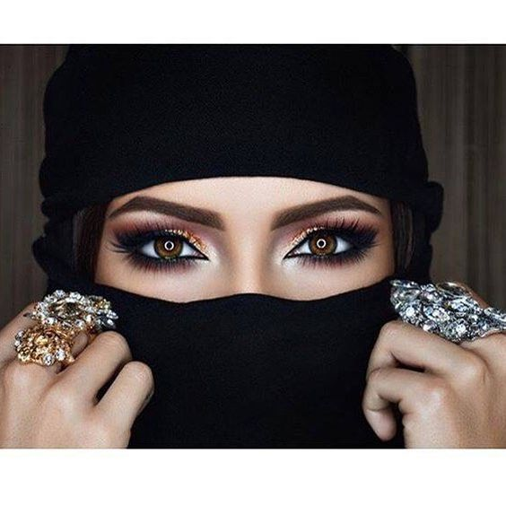 Arabic makeup eyes 2018