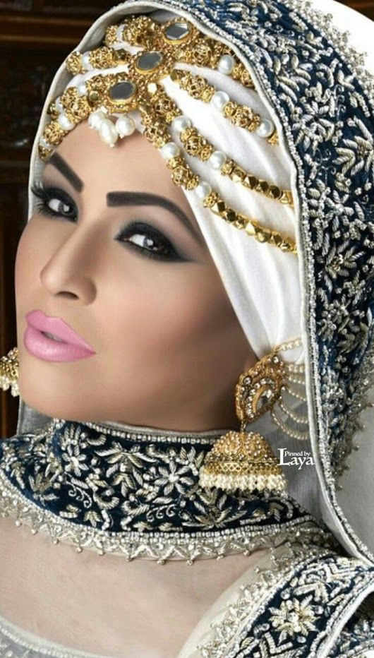 Arabic Bridal Party Wear Makeup Tutorial Step By Step Tips U0026 Ideas 2018