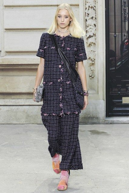 CHANEL Spring-Summer 2015 Haute Couture Fashion Show - Ready To Wear Dresses (10)