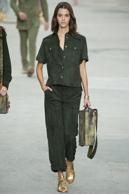 CHANEL Spring-Summer 2015 Haute Couture Fashion Show - Ready To Wear Dresses (12)