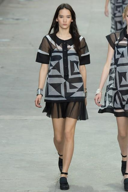 CHANEL Spring-Summer 2015 Haute Couture Fashion Show - Ready To Wear Dresses (13)