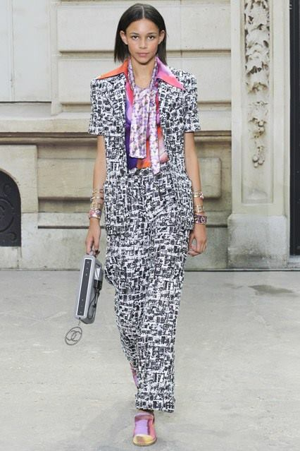 CHANEL Spring-Summer 2015 Haute Couture Fashion Show - Ready To Wear Dresses (16)