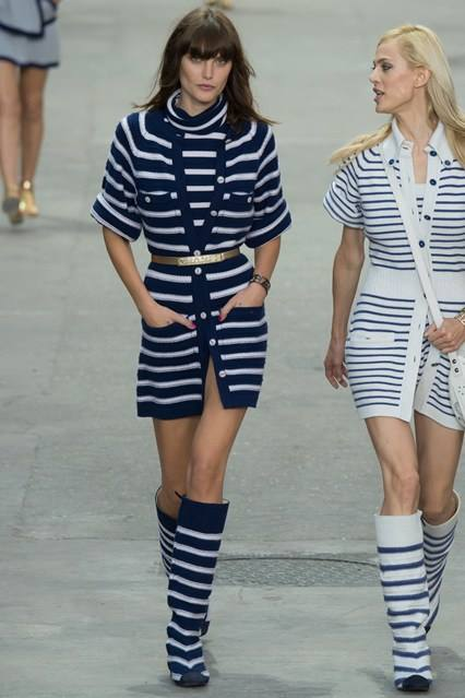 CHANEL Spring-Summer 2015 Haute Couture Fashion Show - Ready To Wear Dresses (19)