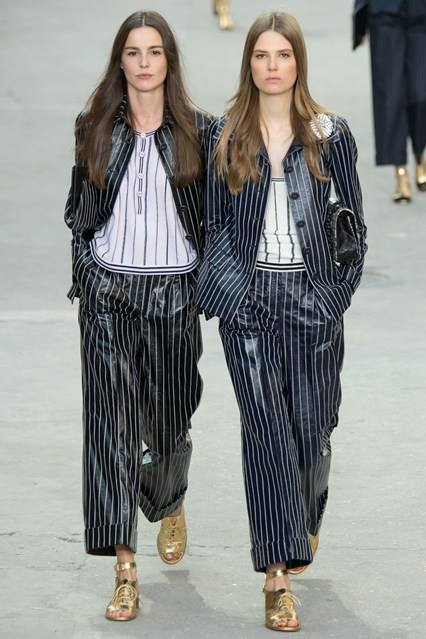 CHANEL Spring-Summer 2015 Haute Couture Fashion Show - Ready To Wear Dresses (2)