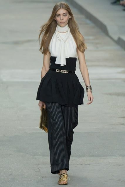 CHANEL Spring-Summer 2015 Haute Couture Fashion Show - Ready To Wear Dresses (22)
