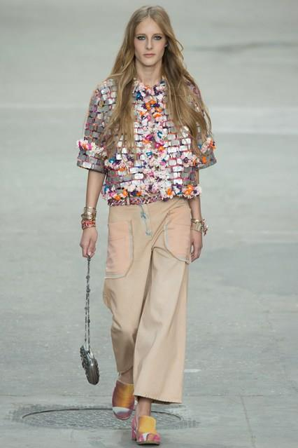 CHANEL Spring-Summer 2015 Haute Couture Fashion Show - Ready To Wear Dresses (26)