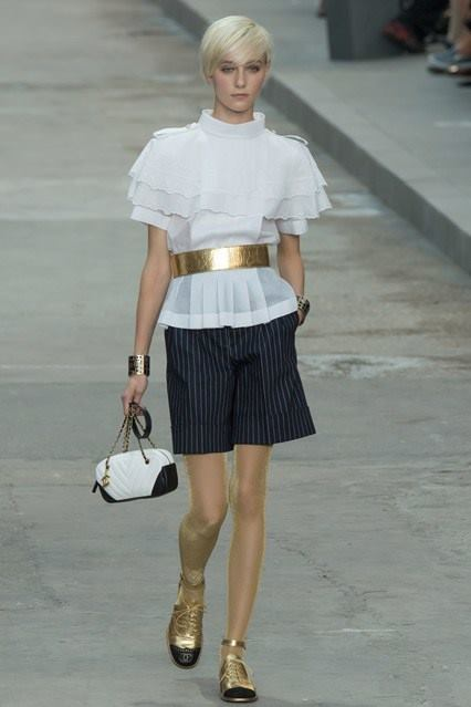 CHANEL Spring-Summer 2015 Haute Couture Fashion Show - Ready To Wear Dresses (3)