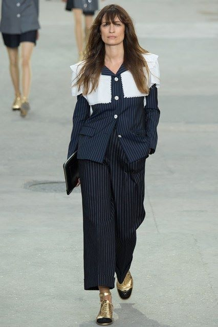 CHANEL Spring-Summer 2015 Haute Couture Fashion Show - Ready To Wear Dresses (32)