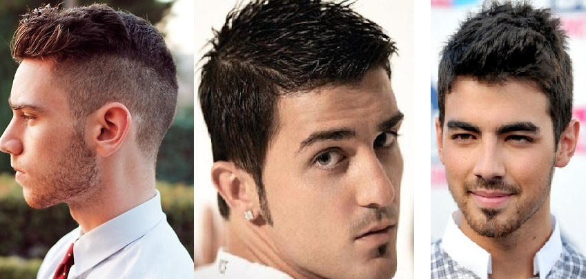 Celebrity Inspired Men Casual & Formal Short Hairstyles and Haircut Trends with most popular Looks (1)