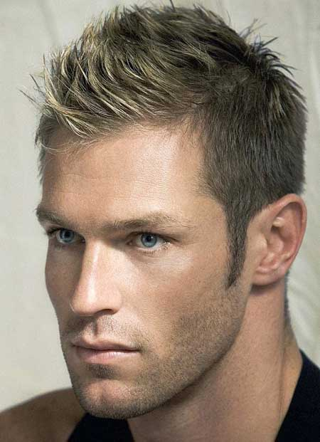 Celebrity Inspired Men Casual & Formal Short Hairstyles and Haircut Trends with most popular Looks (2)