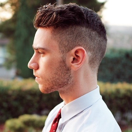 Celebrity Inspired Men Casual & Formal Short Hairstyles and Haircut Trends with most popular Looks (20)
