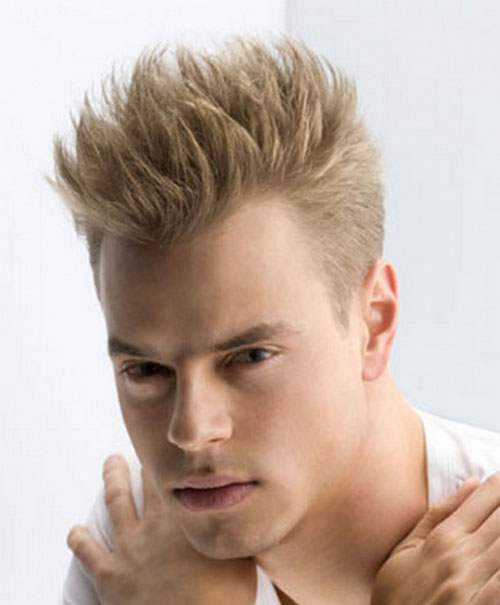 Celebrity Inspired Men Casual & Formal Short Hairstyles and Haircut Trends with most popular Looks (3)