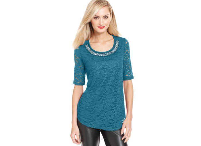 Latest Collection Ladies Casual & Trendy Tops Designs for Urban Women 2015-2016 (11)