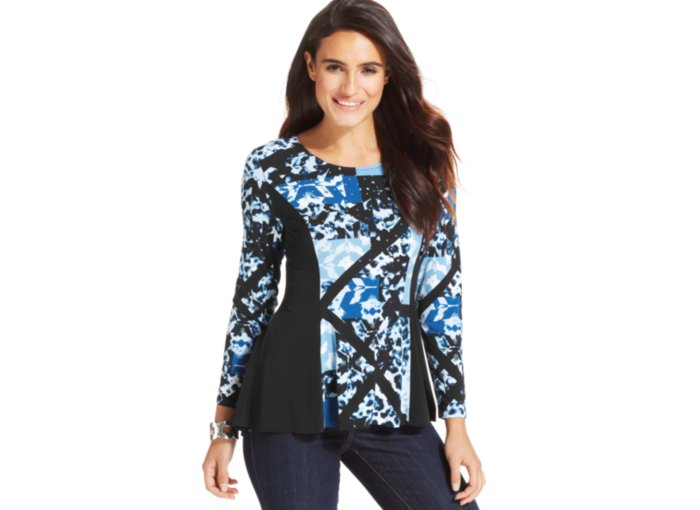 Latest Collection Ladies Casual & Trendy Tops Designs for Urban Women 2015-2016 (16)