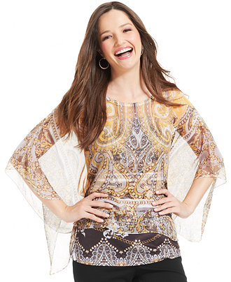 Latest Collection Ladies Casual & Trendy Tops Designs for Urban Women 2015-2016 (18)