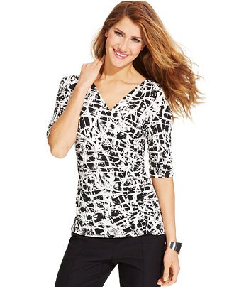 Latest Collection Ladies Casual & Trendy Tops Designs for Urban Women 2015-2016 (20)