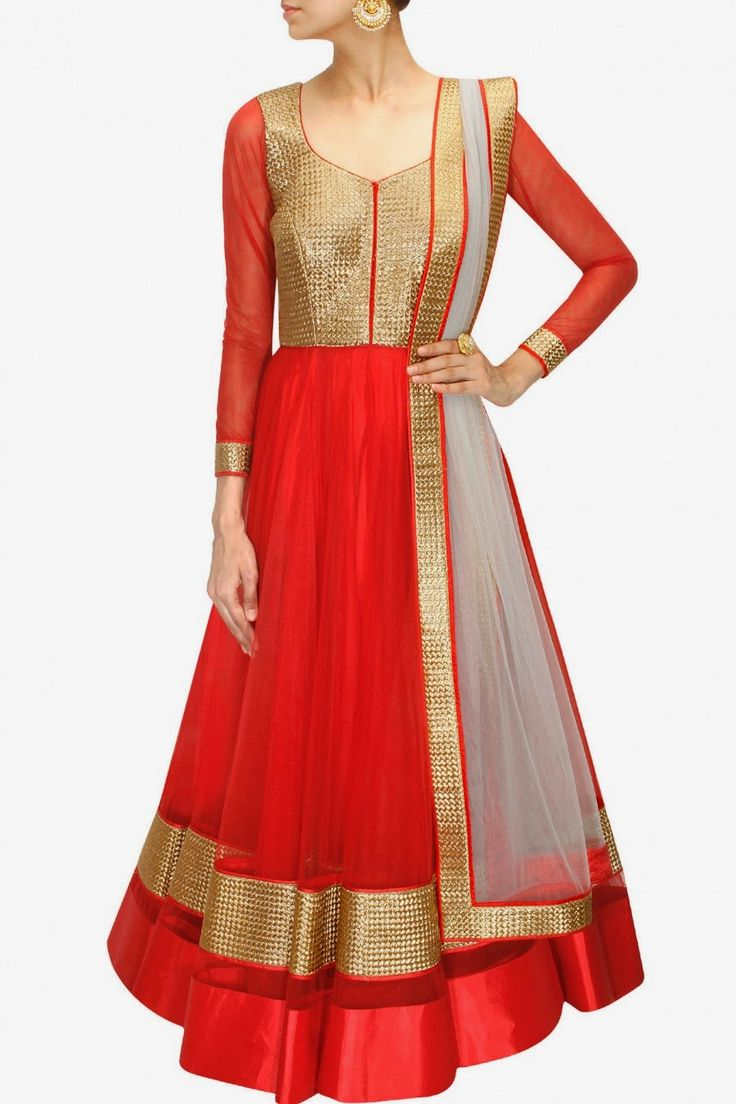Latest Collection of Umbrella Dresses & Frocks Designs 2015-2016 (1)
