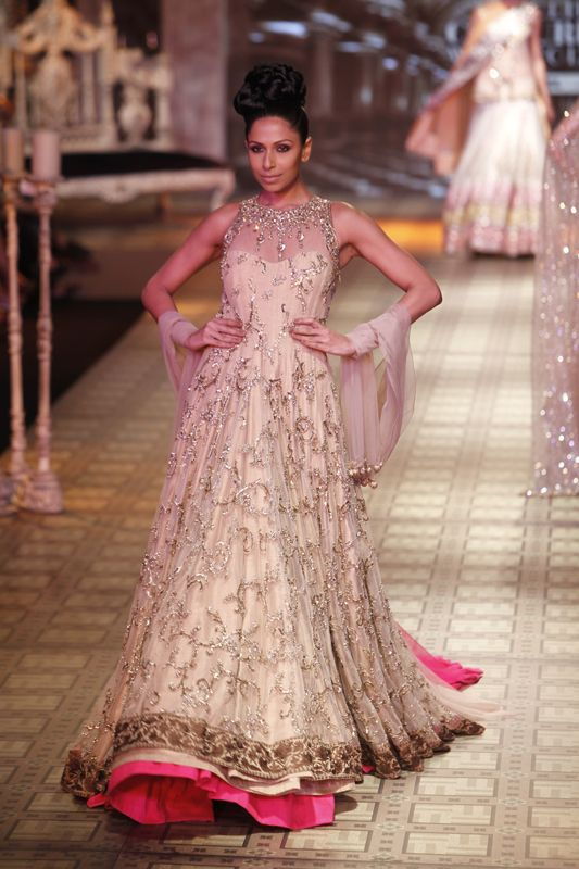 Latest Collection of Umbrella Dresses & Frocks Designs 2015-2016 (11)