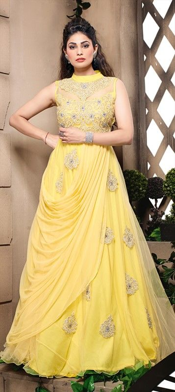 Latest Collection of Umbrella Dresses & Frocks Designs 2015-2016 (28)