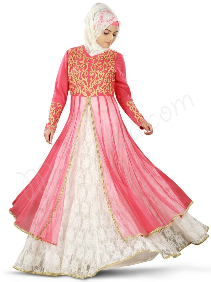 Latest Collection of Umbrella Dresses & Frocks Designs 2015-2016 (3)