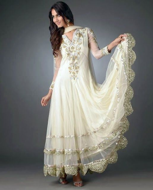 Latest Collection of Umbrella Dresses & Frocks Designs 2015-2016 (8)