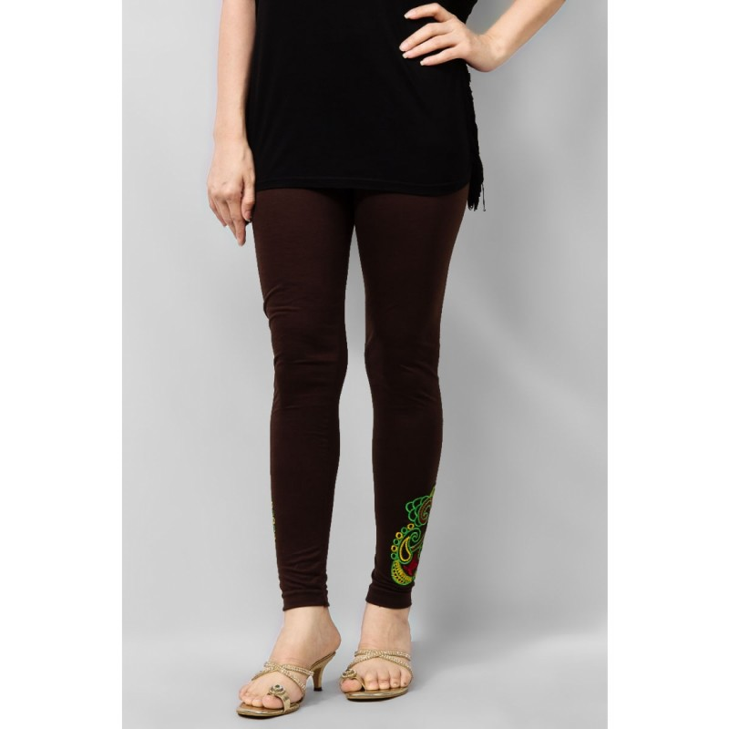 Latest Styles & Designs of Women Printed Embroidered Tights, Leggings & Capri Collection 2015-2016 (1)