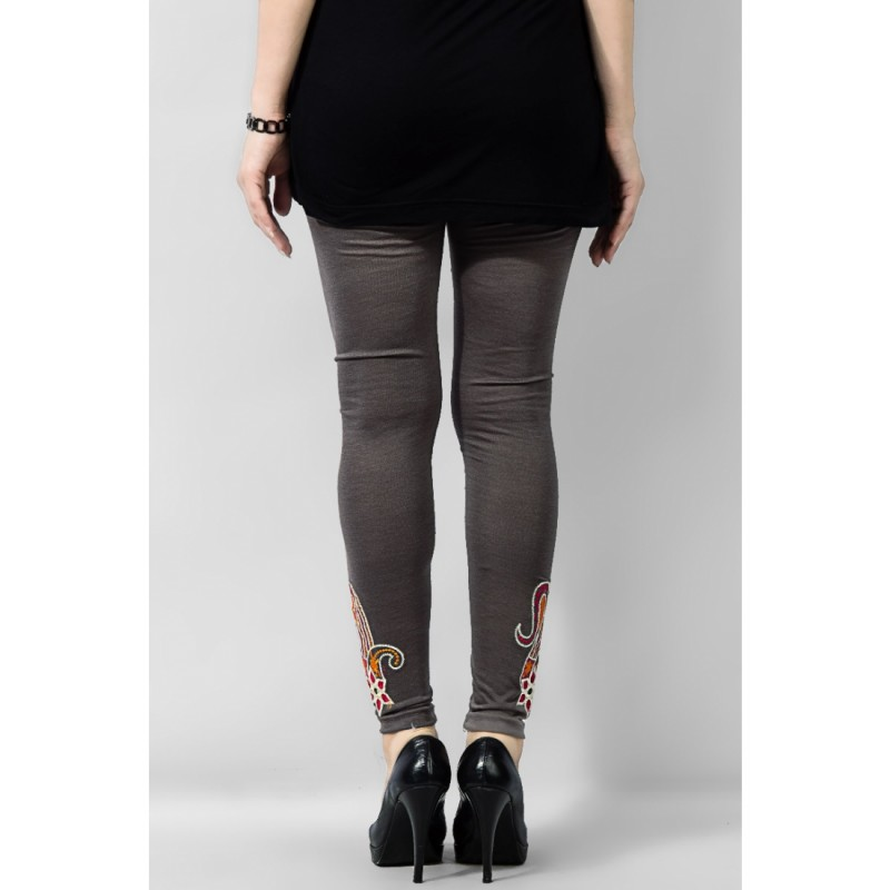 Latest Styles & Designs of Women Printed Embroidered Tights, Leggings & Capri Collection 2015-2016 (2)