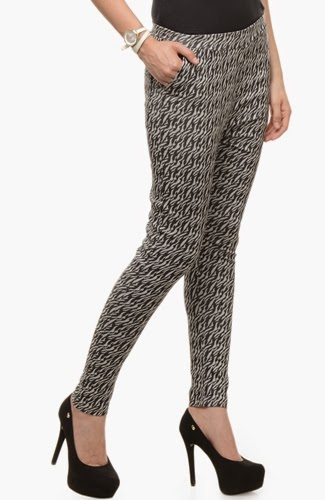 Latest Styles & Designs of Women Printed Embroidered Tights, Leggings & Capri Collection 2015-2016 (21)