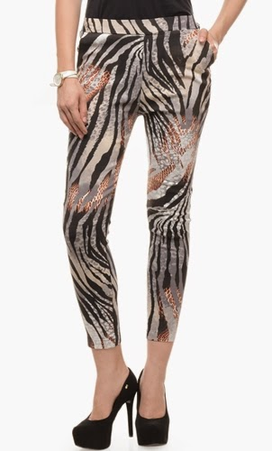 Latest Styles & Designs of Women Printed Embroidered Tights, Leggings & Capri Collection 2015-2016 (22)