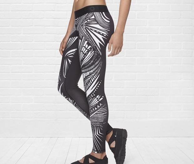 Latest Styles & Designs of Women Printed Embroidered Tights, Leggings & Capri Collection 2015-2016 (27)
