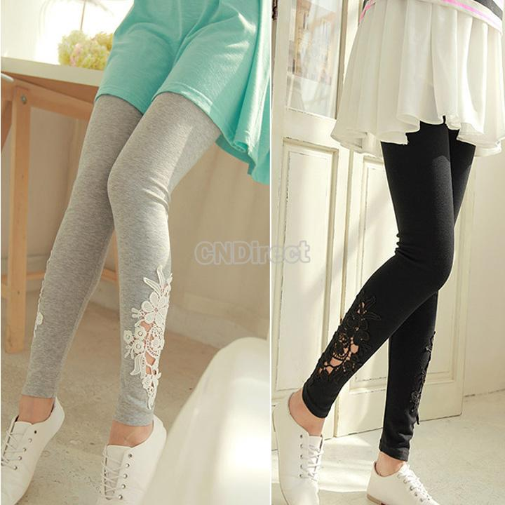Latest Styles & Designs of Women Printed Embroidered Tights, Leggings & Capri Collection 2015-2016 (29)