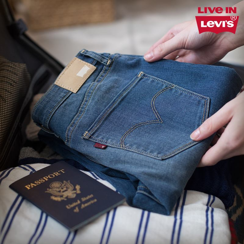 Levi's Casual & Formal Wear Jeans, Coats,, Jackets & Accessories Collection for Boys & Girls 2015-2016 (13)