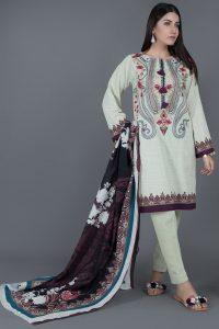 2 piece winter dresses designs
