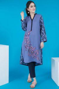 medium length pakistani winter shirts