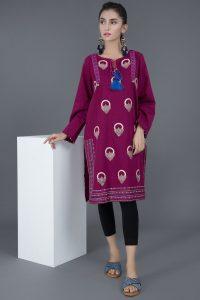 Warda Pakistani Designer Winter Shirts & Kurtis Collection