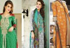 Alkaram Latest Spring Summer Dresses Collection for Women 2015