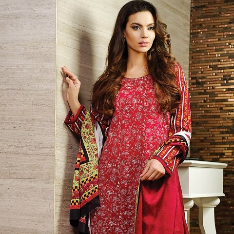 Alkaram Latest Spring Summer Dresses Collection for Women 2015 (5)