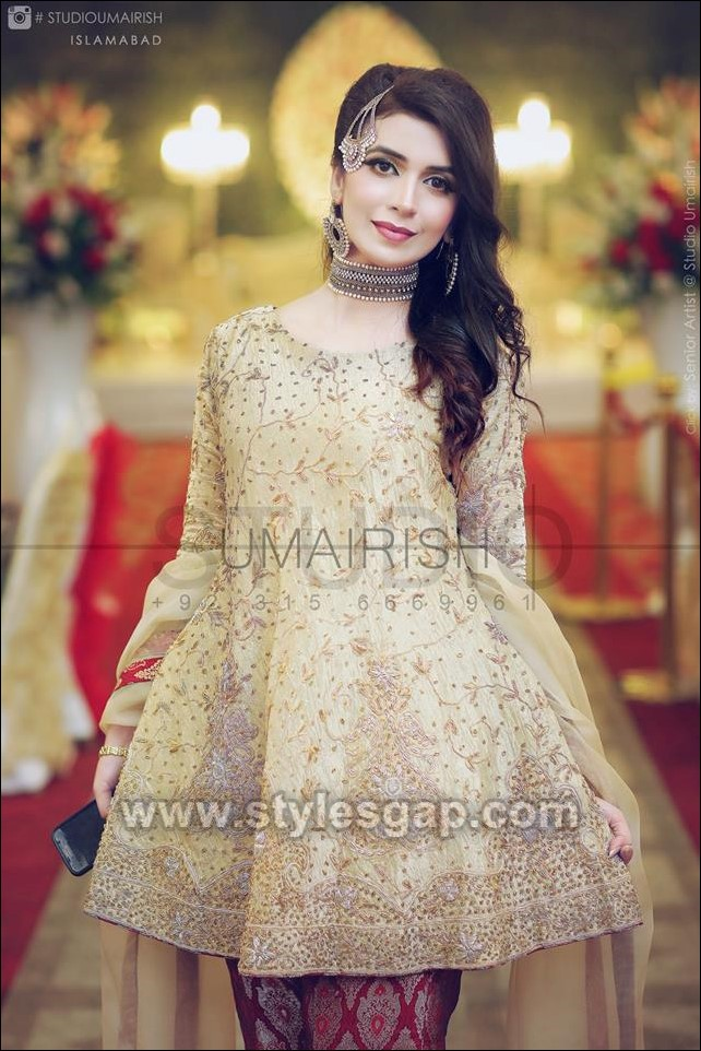 Asian Engagement Dresses Designs Latest Bridal Wear 2020 Collection
