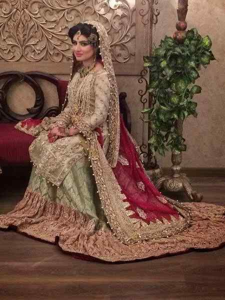 Barat Day Wedding Dresses for Asian bridals New Collection 2015-2016 (1)