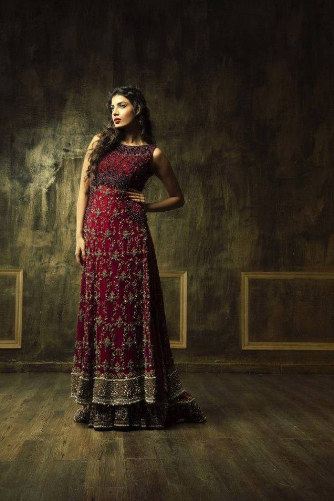 Barat Day Wedding Dresses for Asian bridals New Collection 2015-2016 (10)