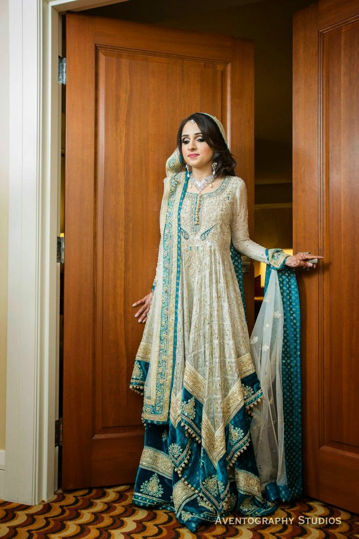 Barat Day Wedding Dresses for Asian bridals New Collection 2015-2016 (11)