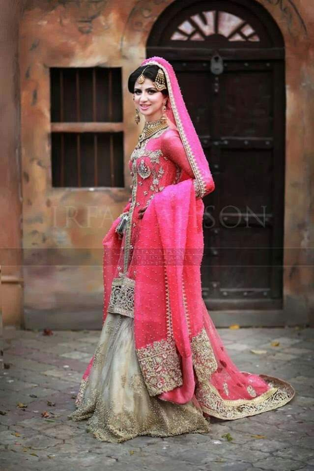 Barat Day Wedding Dresses for Asian bridals New Collection 2015-2016 (12)