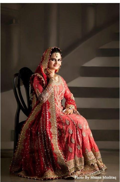 Barat Day Wedding Dresses for Asian bridals New Collection 2015-2016 (15)