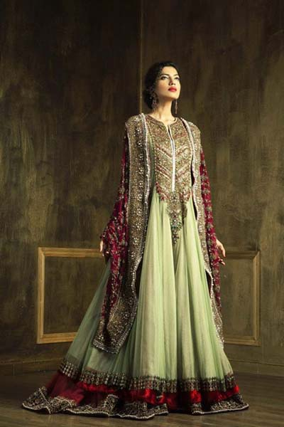 Barat Day Wedding Dresses for Asian bridals New Collection 2015-2016 (19)
